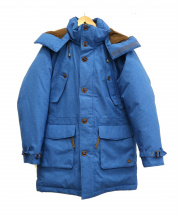 MIZUNO(ミズノ)の古着「ダウンジャケット」|ブルー