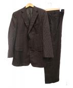 Ermenegildo Zegna(エルメネジルド ゼニア)の古着「フランネルスーツ」