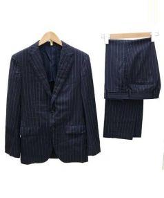 UNITED ARROWS TOKYO(ユナイデッドアローズトウキョウ)の古着「2Bスーツ」|ネイビー