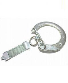 Maison Martin Margiela(メゾンマルタンマルジェラ)の古着「手錠ブレスレット」|シルバー