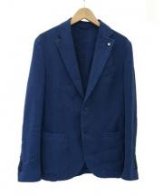L.B.M.1911(エルビーエム1911)の古着「2Bジャケット」|ブルー