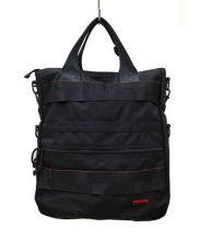 BRIEFING(ブリーフィング)の古着「2WAYトートバッグ」|ブラック