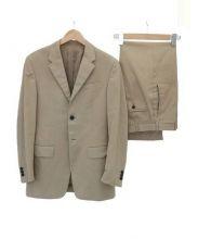 PRADA(プラダ)の古着「セットアップスーツ」|ベージュ