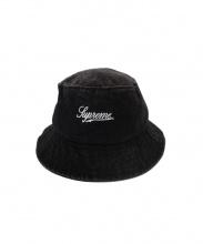 Supreme(シュプリーム)の古着「zip twill crusher」|ブラック
