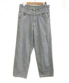 URU(ウル)の古着「ワイドデニムパンツ」|インディゴ