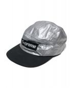 Supreme(シュプリーム)の古着「メタリックキャンプキャップ」