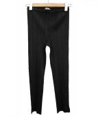 PLEATS PLEASE(プリーツ プリーズ)の古着「パンツ」|ブラック