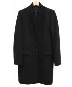 ANAYI(アナイ)の古着「ウールコート」|ブラック