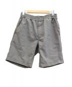 THE NORTHFACE PURPLELABEL(ザ・ノースフェイス パープルレーベル)の古着「Polyester Tropical Shorts」|グレー