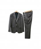 TAKEO KIKUCHI(タケオキクチ)の古着「スーツ」|ブラウン