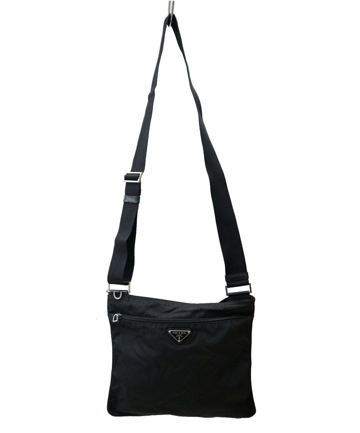 online store c114d af86c [中古]PRADA(プラダ)のレディース バッグ ショルダーバッグ