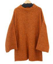 BY MALENE BIRGER(バイ マレーネ ビルガー)の古着「Blinka sweater」|ブラウン