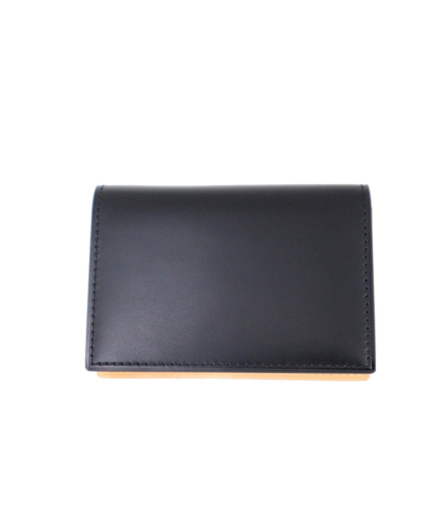 26a87e9016a0 中古・古着通販】GANZO (ガンゾ) カードケース ブラック 参考価格23.760 ...