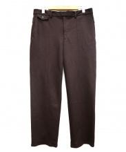 URU(ウル)の古着「WOOL EASY PANTS」