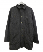SOPHNET.×LEE(ソフ×リー)の古着「WOOL HERRINGBONE SHOP WORK COA」