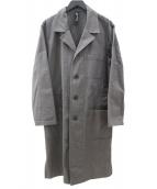 GROUND Y(グランド ワイ)の古着「ペイントショップコート」