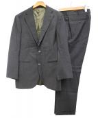 Takizawa Shigeru(タキザワ シゲル)の古着「2Bスーツ」|グレー