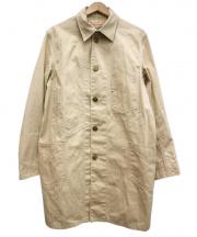SUGAR CANE(シュガーケーン)の古着「ヘリンボーンワーク コート」