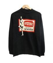 Hysteric Glamour(ヒステリックグラマー)の古着「ハイネックプリントカットソー」