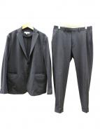 BEAUTY&YOUTH(ビューティアンドユース)の古着「ストレッチ素材セットアップスーツ」