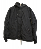 BEAUTY&YOUTH(ビューティアンドユース)の古着「シンサレートN-2B」|ブラック
