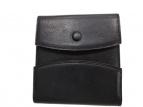 GANZO(ガンゾ)の古着「3つ折り財布」 ブラック