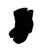 Maison Martin Margiela 22(メゾンマルタンマルジェラ 22)の古着「ベロア足袋ブーツ」