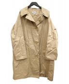 GALLEGO DESPORTES(ギャレゴデスポート)の古着「ステンカラーコート」