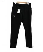 F.C.Real Bristol(エフシーレアルブリストル)の古着「EMBLEM SWEAT PANTS」