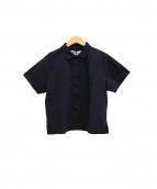 MHL(エムエイチエル)の古着「半袖コットンシャツ」