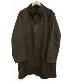 Brooks Brothers(ブルックスブラザーズ)の古着「ライナー付ステンカラーコート」 オリーブ