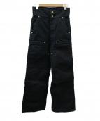AURALEE(オーラリー)の古着「パンツ」|ブラック