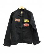 STYLE EYES(スタイルアイズ)の古着「ジャケット」 ブラック