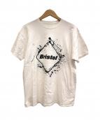F.C.R.B.(エフシーレアルブリストル)の古着「Tシャツ」