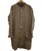 pas de calais(パドカレ)の古着「スプリングコート」|ベージュ
