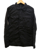 wjk(ダブルジェイケイ)の古着「ミリタリージャケット」|ブラック