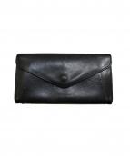 Hender Scheme(エンダースキーマ)の古着「長財布」|ブラック