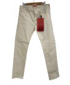 RED CARD(レッド カード)の古着「パンツ」|ホワイト