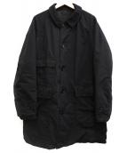 Engineered Garments(エンジニアードガーメンツ)の古着「REVERSIBLE  COAT」 ブラック
