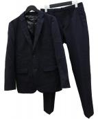 KNOTT(ノット)の古着「2Bスーツ」|ネイビー