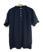 Champion×RHC(チャンピオン×アールエイチシー)の古着「Tシャツ」 ネイビー
