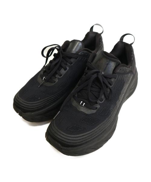 HOKAONEONE(ホカオネオネ)HOKAONEONE (ホカ オネ オネ) スニーカー ブラック サイズ:US10 参考価格22.680円程度の古着・服飾アイテム