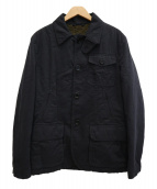 ASPESI(アスペジ)の古着「ジャケット」|ネイビー
