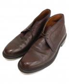 ALDEN(オールデン)の古着「ブーツ」|ブラウン