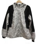 THE NORTH FACE PURPLE LABEL(ザノースフェイス パープルレーベル)の古着「ジャケット」|グレー×ブラック