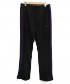 Needles(ニードルス)の古着「Narrow Track Pants -P/S」|ブラック