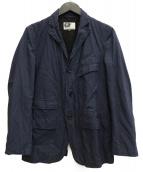 Engineered Garments(エンジニアードガーメンツ)の古着「ベイカージャケット」|ネイビー