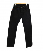 LEVI'S VINTAGE CLOTHING(リーバイスヴィンテージクロージング)の古着「デニムパンツ」 ブラック