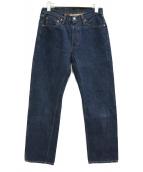 FULLCOUNT(フルカウント)の古着「デニムパンツ」|インディゴ