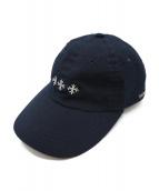 TATRAS(タトラス)の古着「STRADA EST Exclusive CAP」|ネイビー